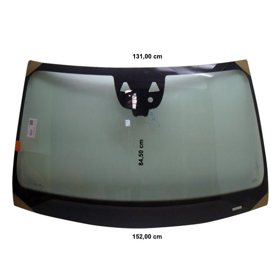 Vidro Parabrisa Com Sensores Mercedes-Benz Gle 400 16/19 Importadora