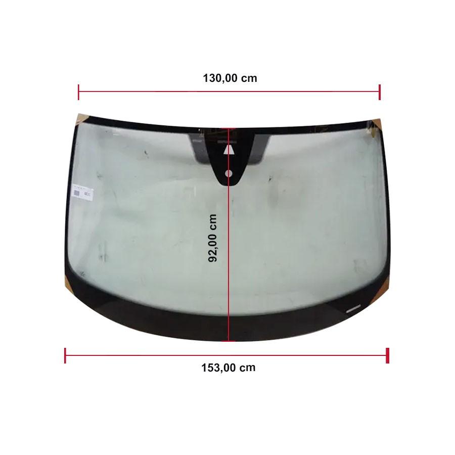 Vidro Parabrisa Com Sensores Volkswagen Tiguan 18/20 Importadora