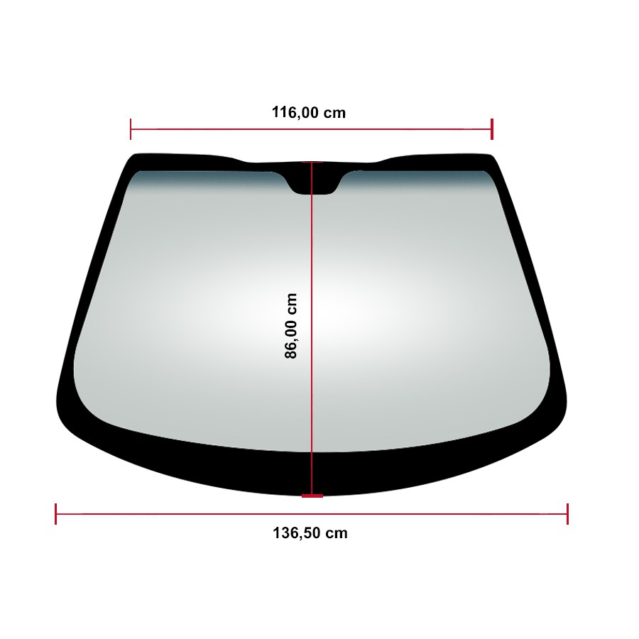 Vidro Parabrisa Fiat Argo 17/20 / Fiat Cronos 18/20 Glasstech