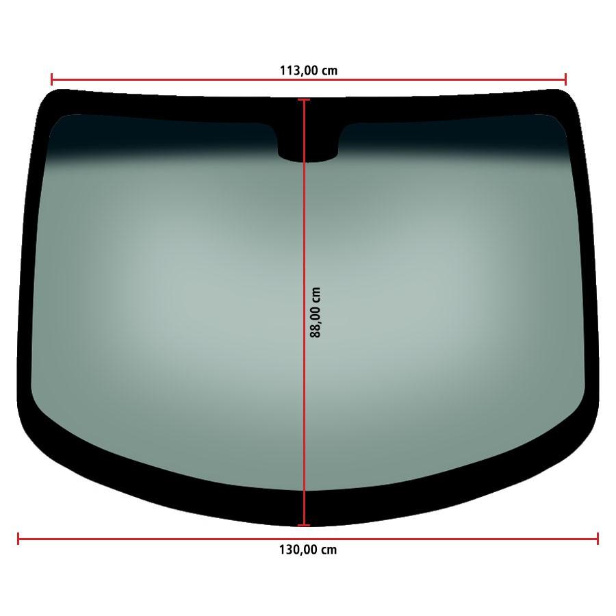 Vidro Parabrisa Fiat Mobi 16/20 / Fiat Strada 2020 Pilkington