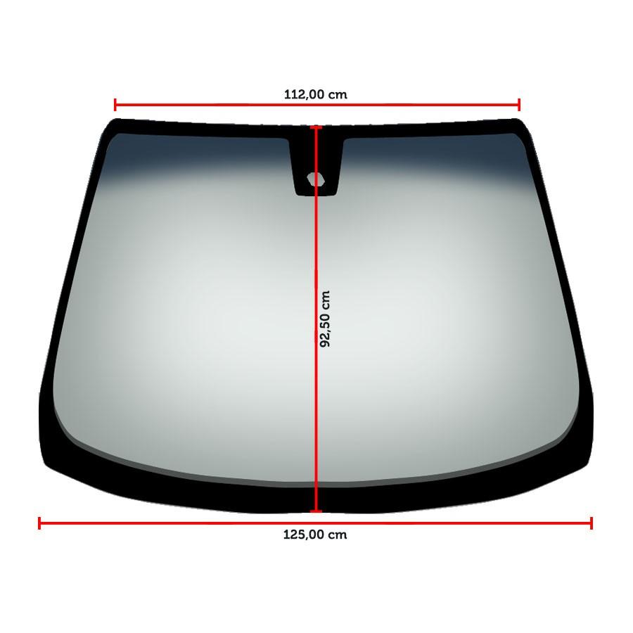 Vidro Parabrisa Fiat Punto  07/17  / Linea 07/18 Glasstech