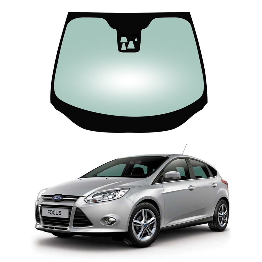 Vidro Parabrisa Ford Focus 14/19 Glass Mr