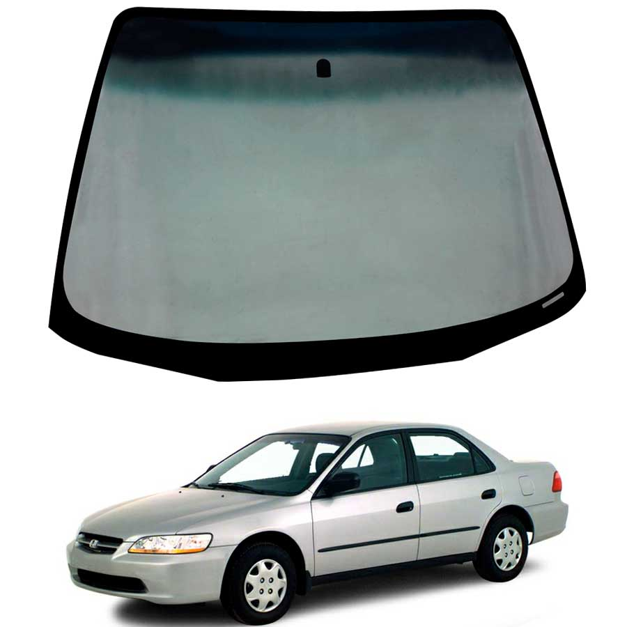 Vidro Parabrisa Honda Accord 98/02 Glasstech