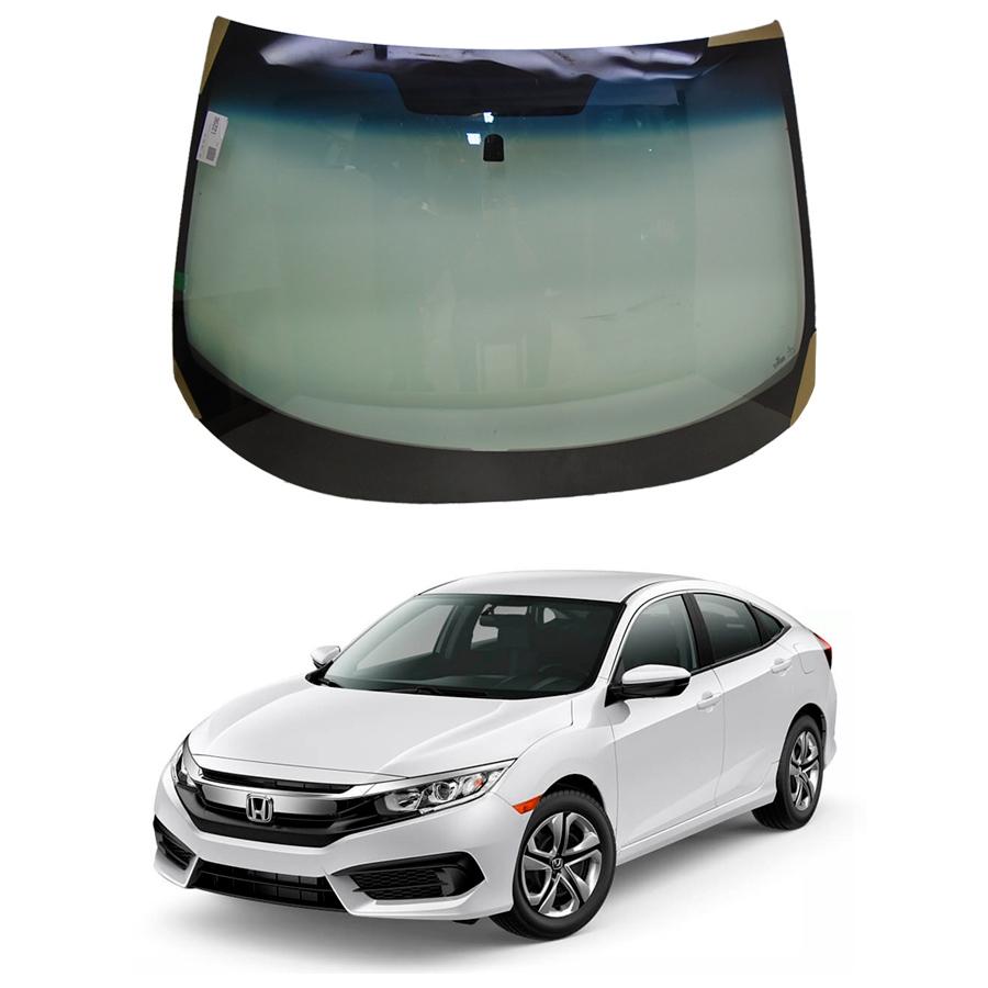 Vidro Parabrisa Honda Civic 16/20 Importadora