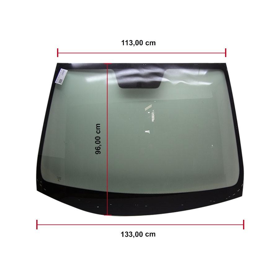Vidro Parabrisa Hyundai HB20 12/19 AGC