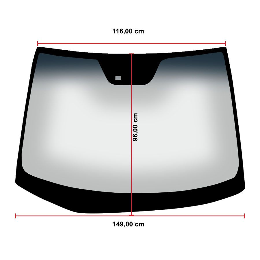Vidro Parabrisa Hyundai I30 07/12 Glasstech