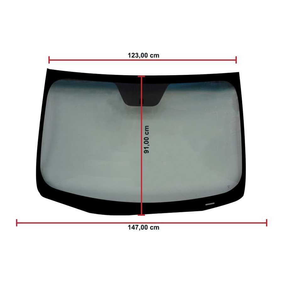 Vidro Parabrisa Hyundai Sonata 11/14 Pilkington