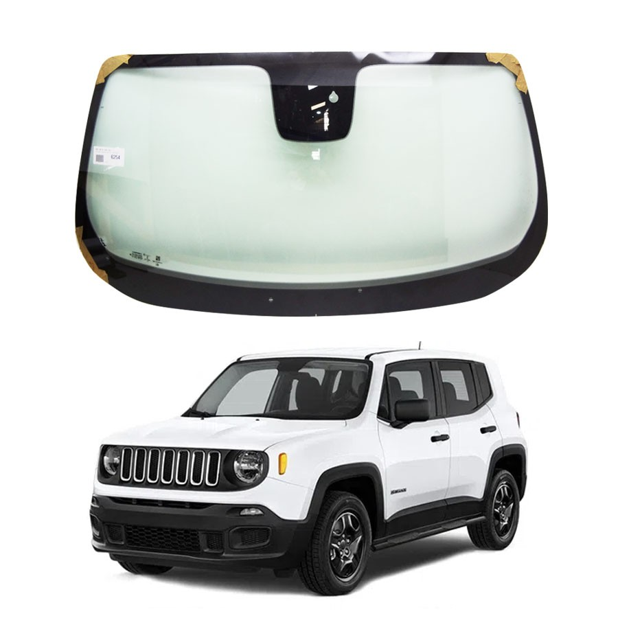 Vidro Parabrisa Jeep Renegade 15/20 Importadora