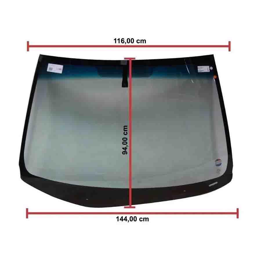 Vidro Parabrisa Kia Cerato 10/13 Glasstech
