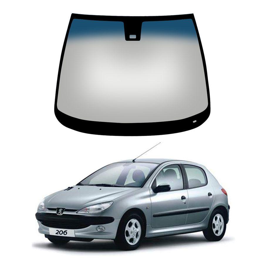 Vidro Parabrisa Peugeot 206 95/10  / 207 Hoggar 09/15 / Hoggar 09/14 Fanavid