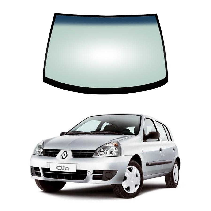 Vidro Parabrisa Renault Clio 98/16 Glasstech
