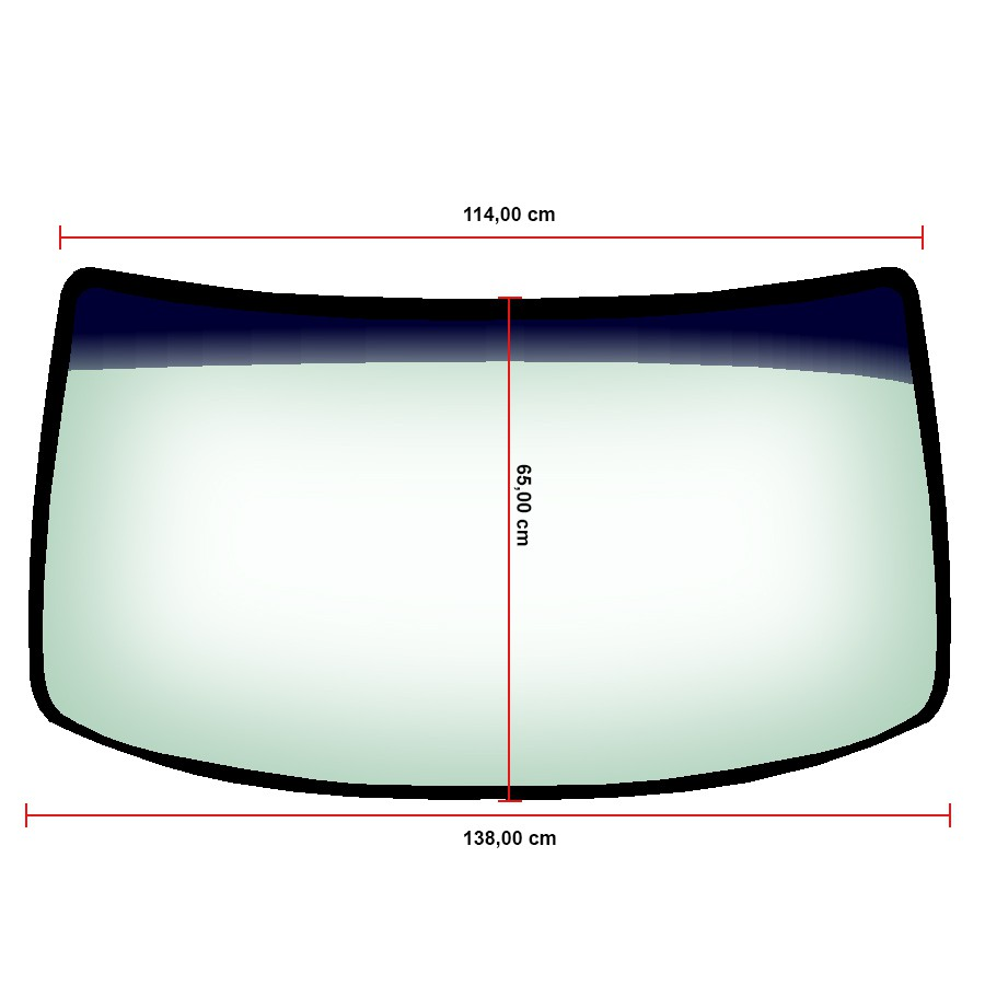 Parabrisa Toyota Hilux 92/96 Glasstech