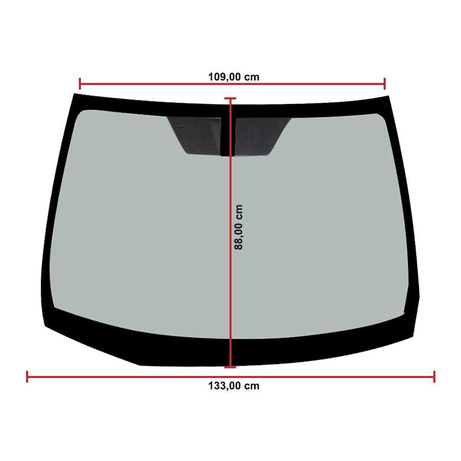 Vidro Parabrisa Acústico Toyota Yaris 18/20 Pilkington