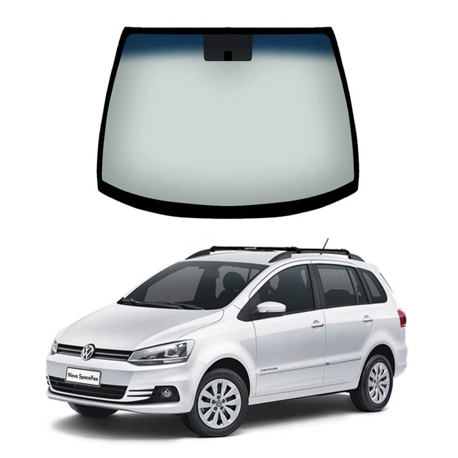 Vidro Parabrisa Volkswagen Fox 03/20 / Space Fox 03/20 / Cross Fox 03/20 Fanavid