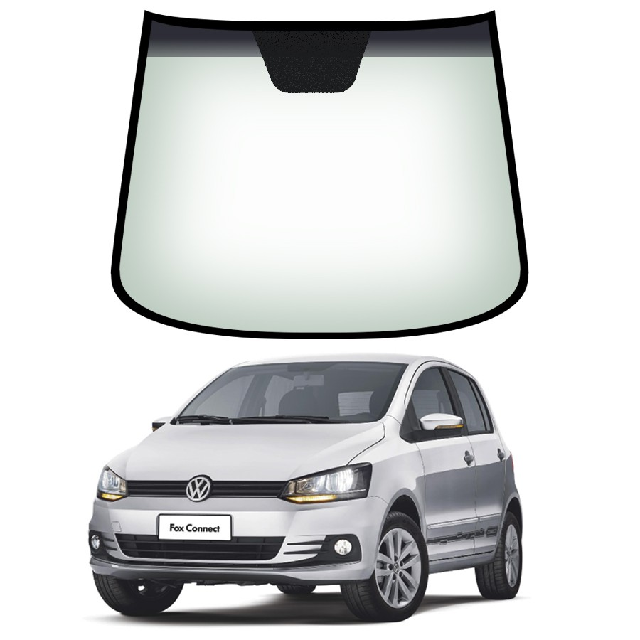 Vidro Parabrisa Volkswagen Fox 03/20 / Space Fox 03/20 / Cross Fox 03/20 Saint Gobain