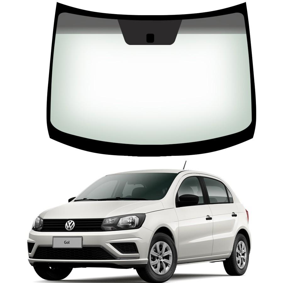 Vidro Parabrisa Volkswagen Gol G5, G6 e G7 08/20 / Saveiro 08/16 / Voyage 08/19 / Saveiro Cross 10/19 Saint Gobain
