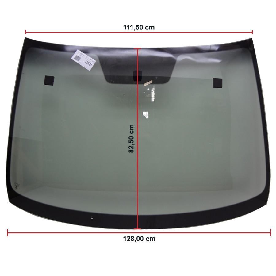 Vidro Parabrisa Volkswagen Gol 08/12 / Saveiro 08/19 / Voyage 08/19 / Saveiro Cross 10/19 AGC