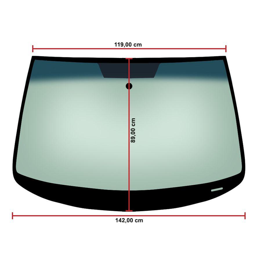 Vidro Parabrisa Volkswagen Passat 06/10 PSG