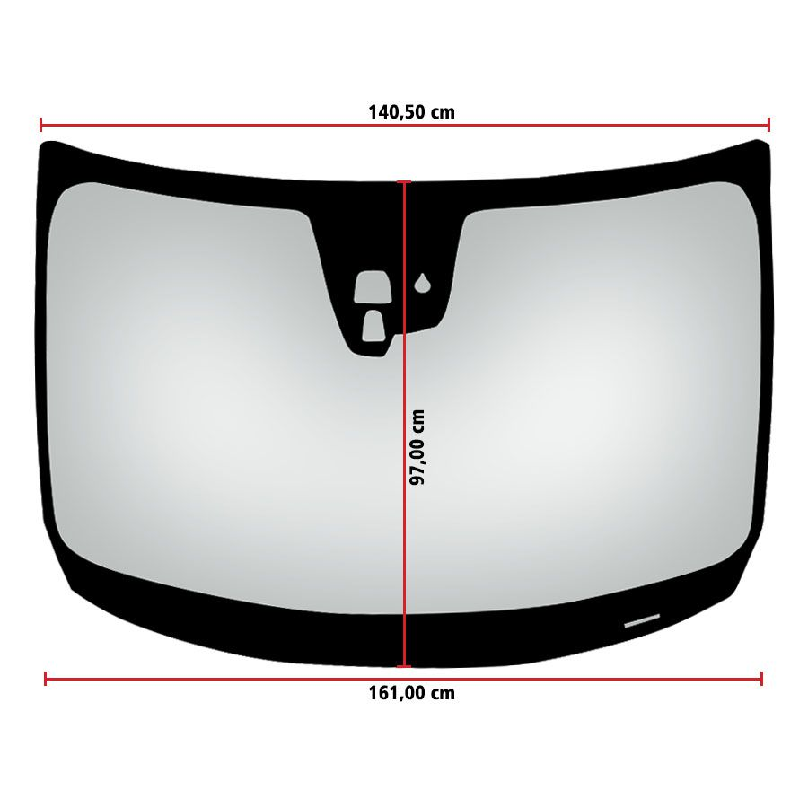 Vidro Parabrisa Com Sensores Volvo XC60 08/17 Importadora