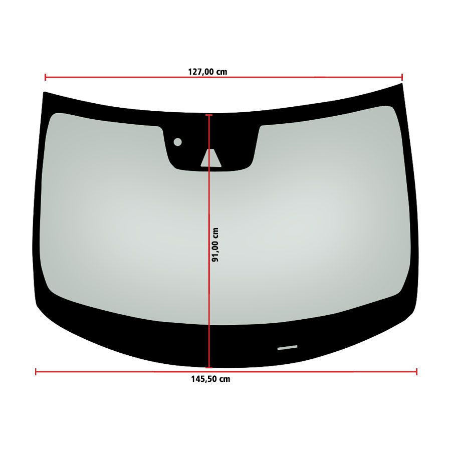 Vidro Parabrisa Com Sensores Volvo XC90 15/20 Importadora