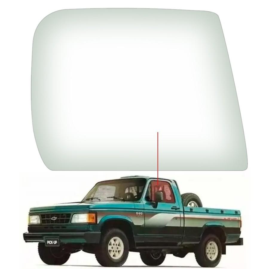 Vidro Porta Dianteira Direita Chevrolet D20 83/96/ Bonanza / Veraneio Tritemp