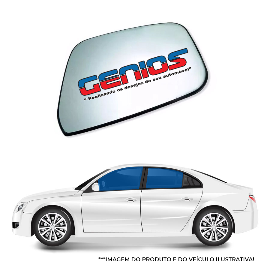 Vidro Porta Dianteira Direita Chevrolet Monza 82/96 Vetroex