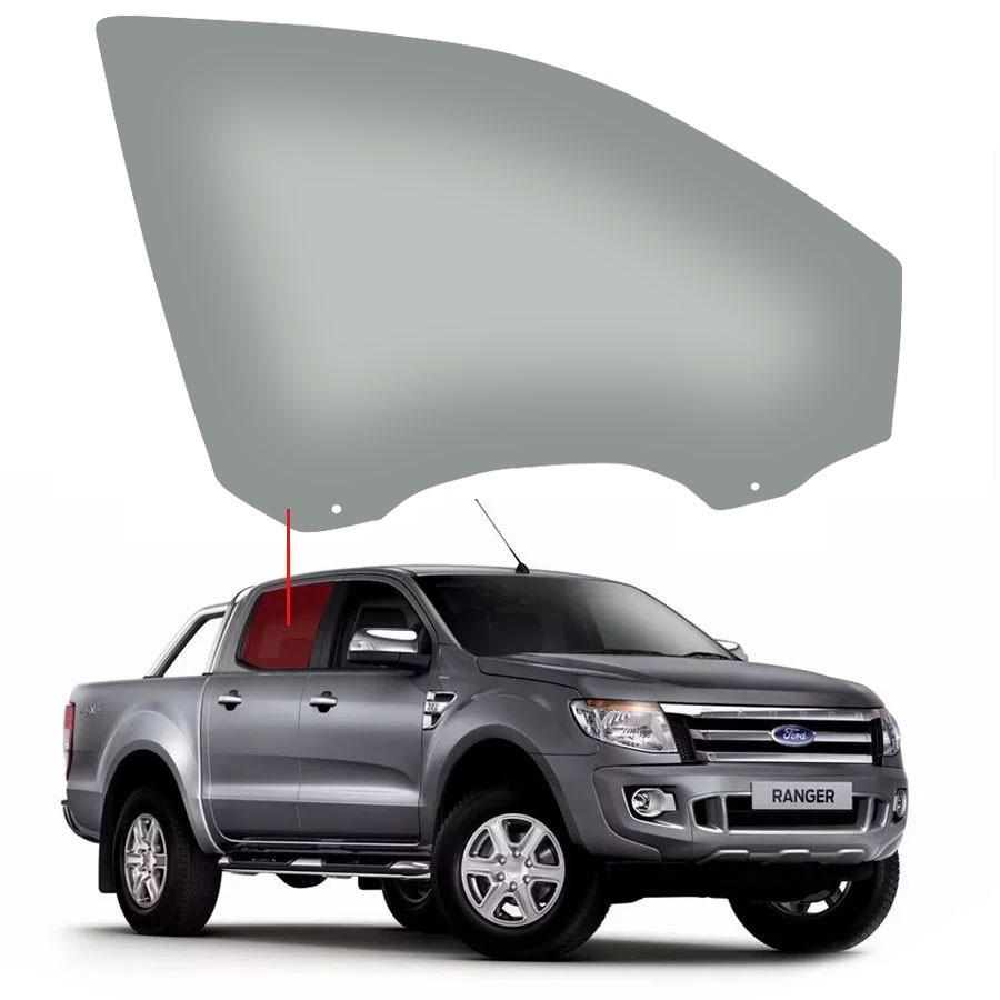 Vidro Porta Dianteira Direita Ford Ranger 12/20 Glasstech