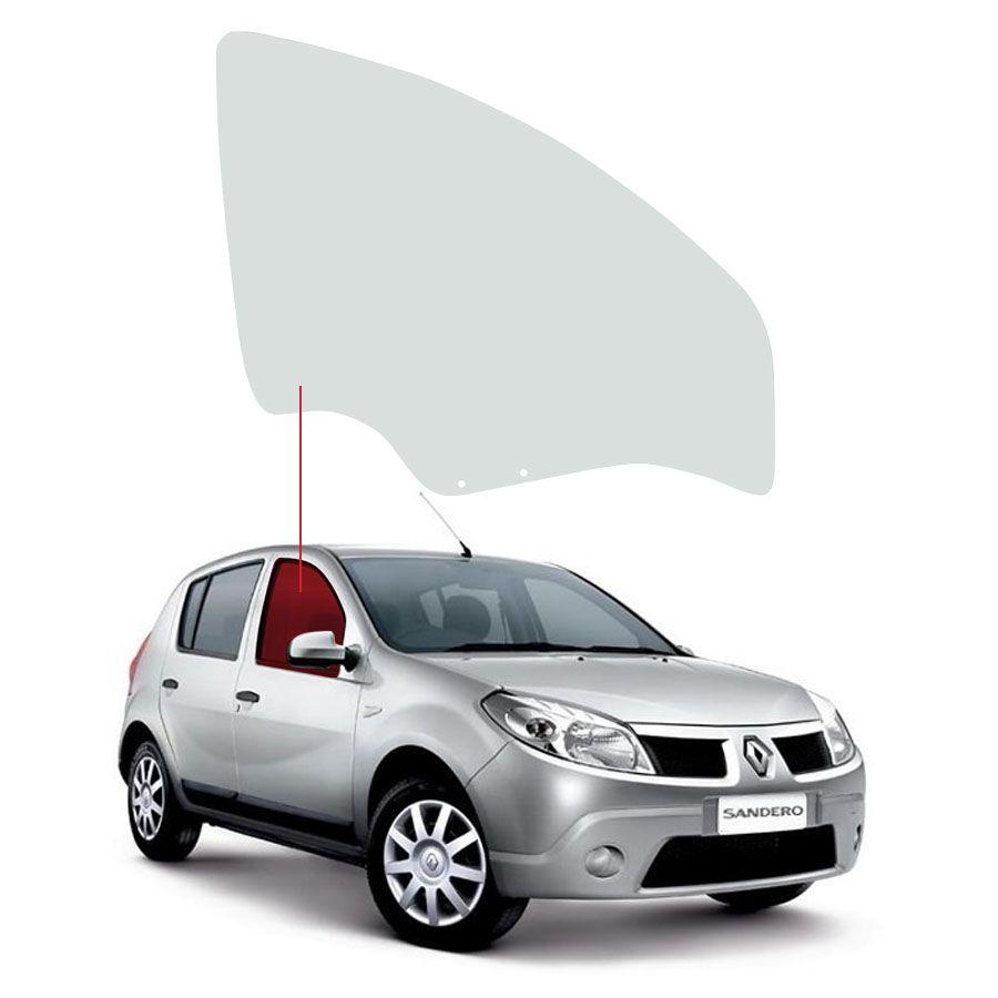 Vidro Porta Dianteira Direita Renault Sandero 07/14 / Duster Tritemp