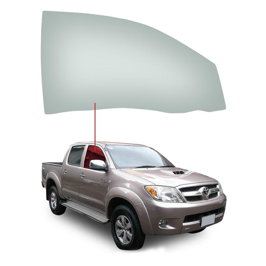 Vidro Porta Dianteira Direita Toyota Hilux 06/15 / SW4  Glasstech
