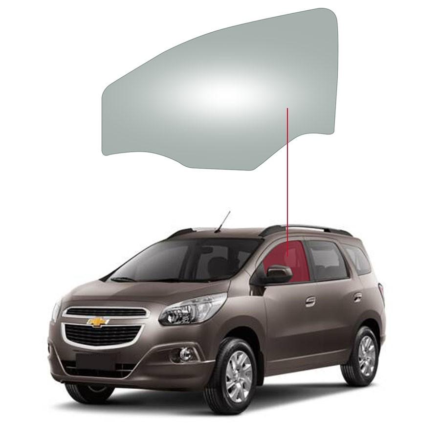 Vidro Porta Dianteira Esquerda Chevrolet Spin 12/16 Fanavid