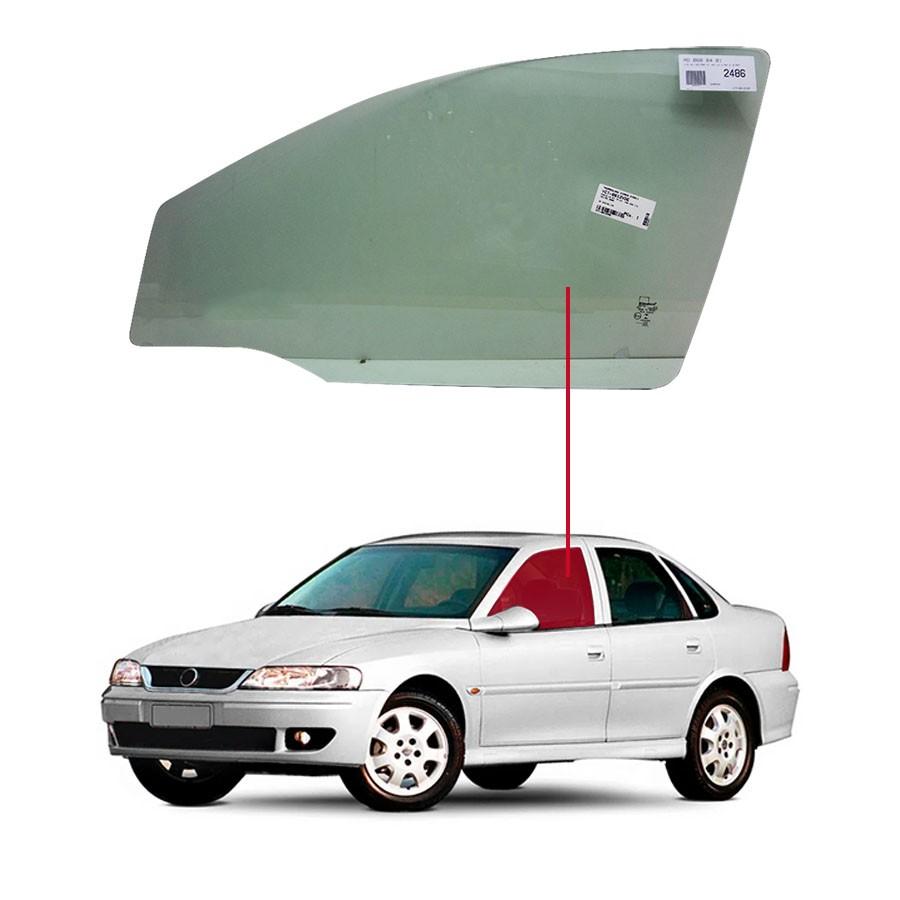 Vidro Porta Dianteira Esquerda Chevrolet Vectra 05/12 Glasstech