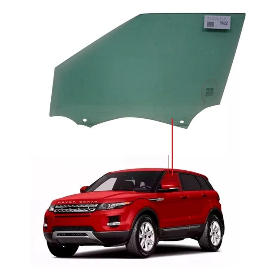 Vidro Porta Dianteira Esquerda Land Rover Range Rover Evoque 11/16 Importadora