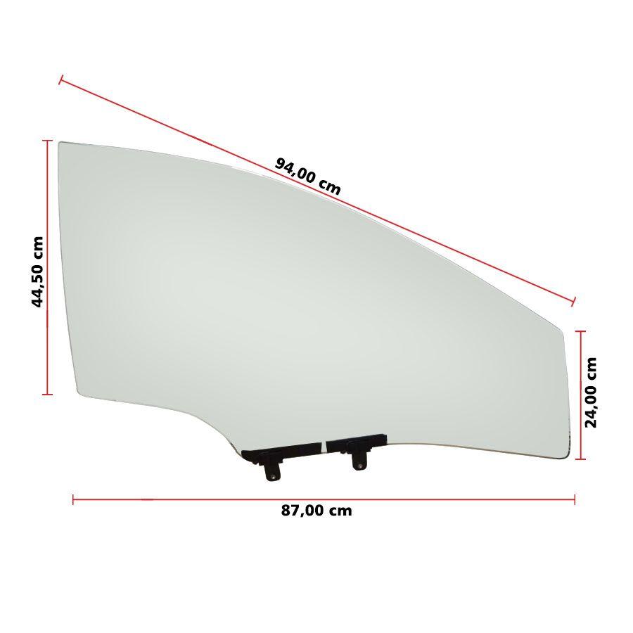 Vidro Porta Dianteiro Direito Hyundai HB20 2020  AGC