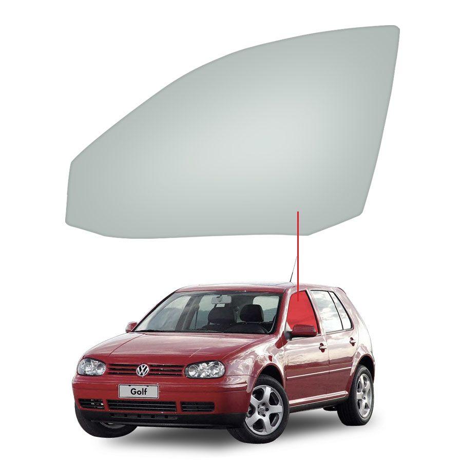 Vidro Porta Dianteiro Esquerdo Volkswagen Golf 99/13 / Bora 00/11 Glasstech