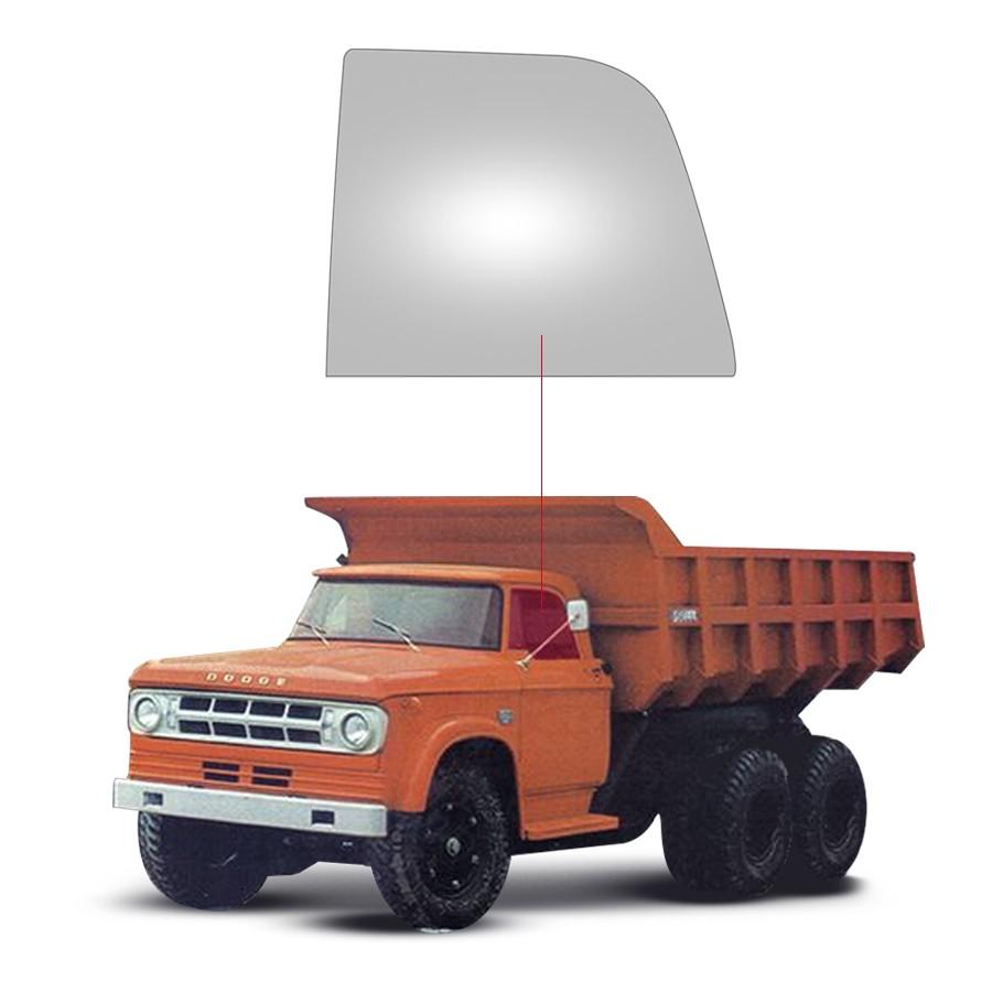 Vidro Porta Direita/ Esquerda Dodge Caminhão 55/85 Vetroex