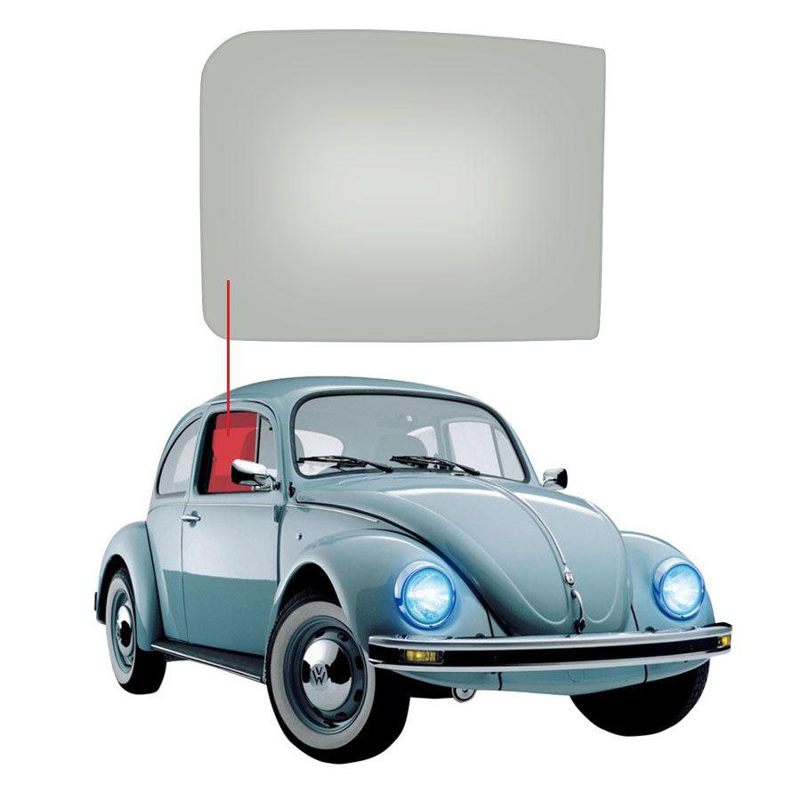 Vidro Porta Dianteira Direita ou  Esquerda Volkswagen Fusca 40/96 Vetroex