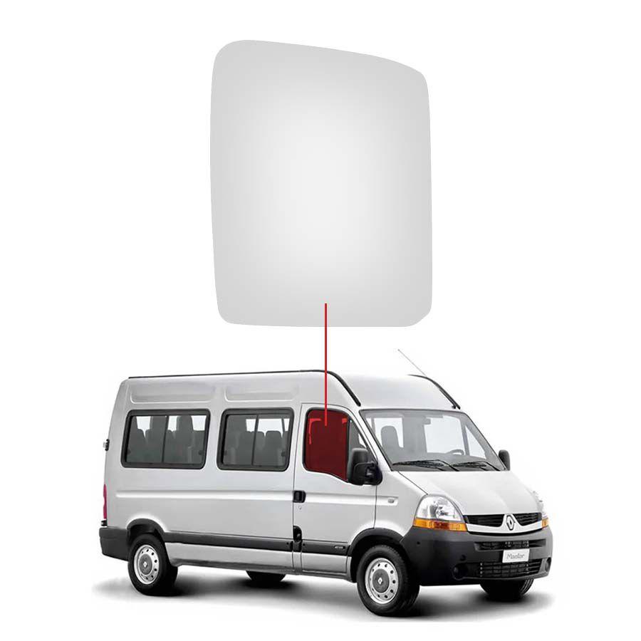 Vidro Porta Direita Renault Master 97/13 / Iveco Daily 08/11 Tritemp
