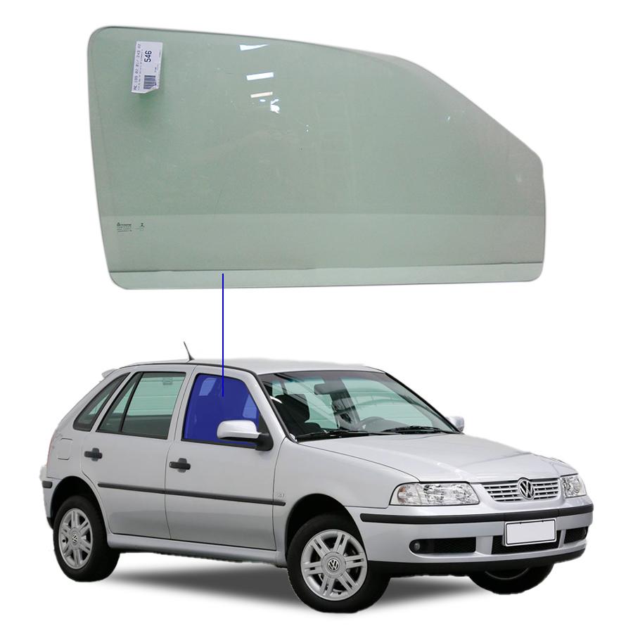 Vidro Porta Direita Volkswagen Gol 94/14 / Parati 95/08 / Gol 05/14 Tritemp