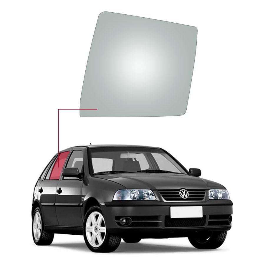 Vidro Porta Traseira Direita Volkswagen Gol G2 G3 94/14 / Gol G4 05/14 / Parati 96/08 / Saveiro 98/07 Fanavid