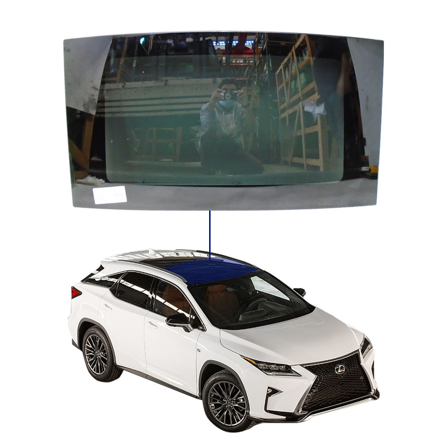 Vidro Teto Solar Móvel Lexus Rx 350 Importadora