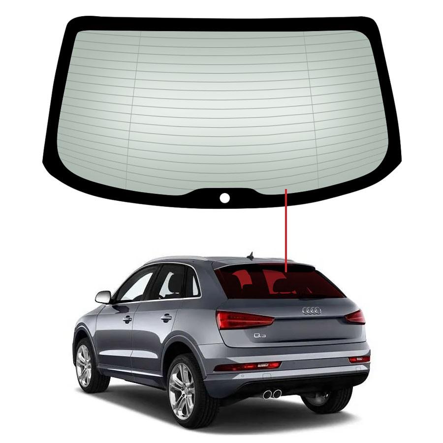 Vidro Traseiro Vigia Audi Q3 11/18 Importadora