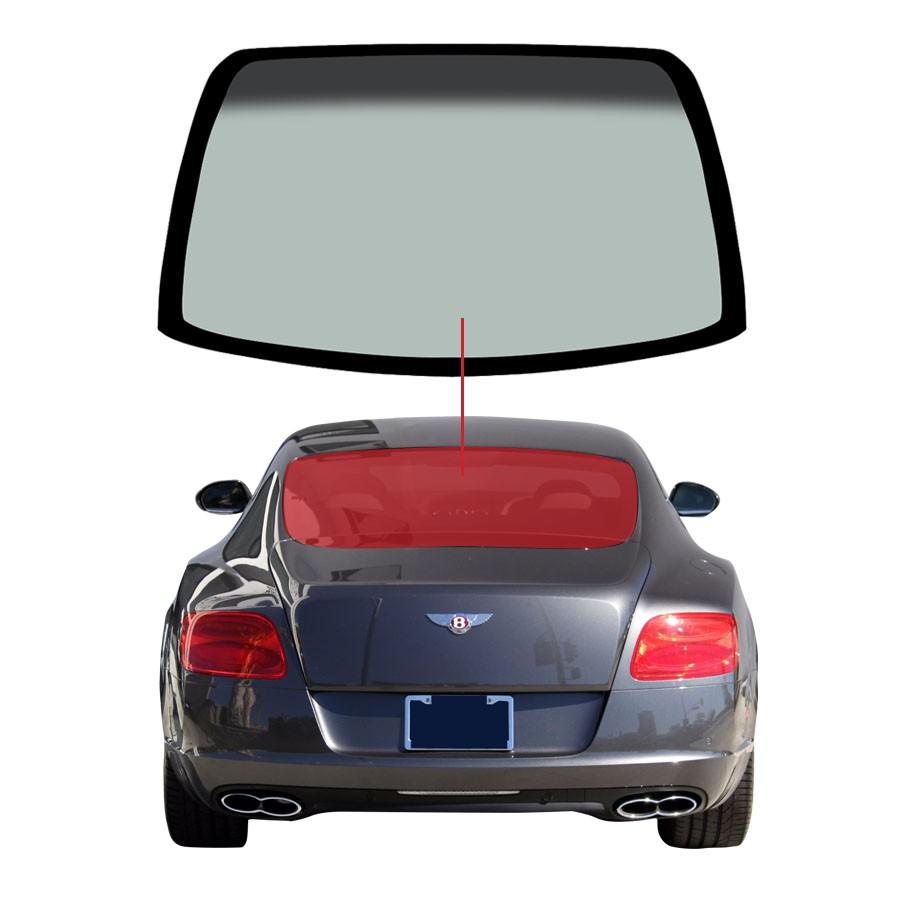 Vidro Traseiro Vigia Bentley Continental 13/20 Importadora