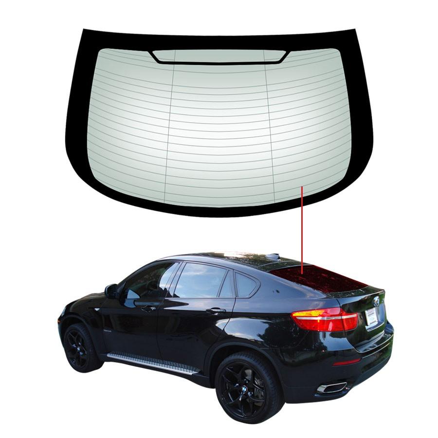 Vidro Traseiro Vigia BMW X6 09/14 Importadora