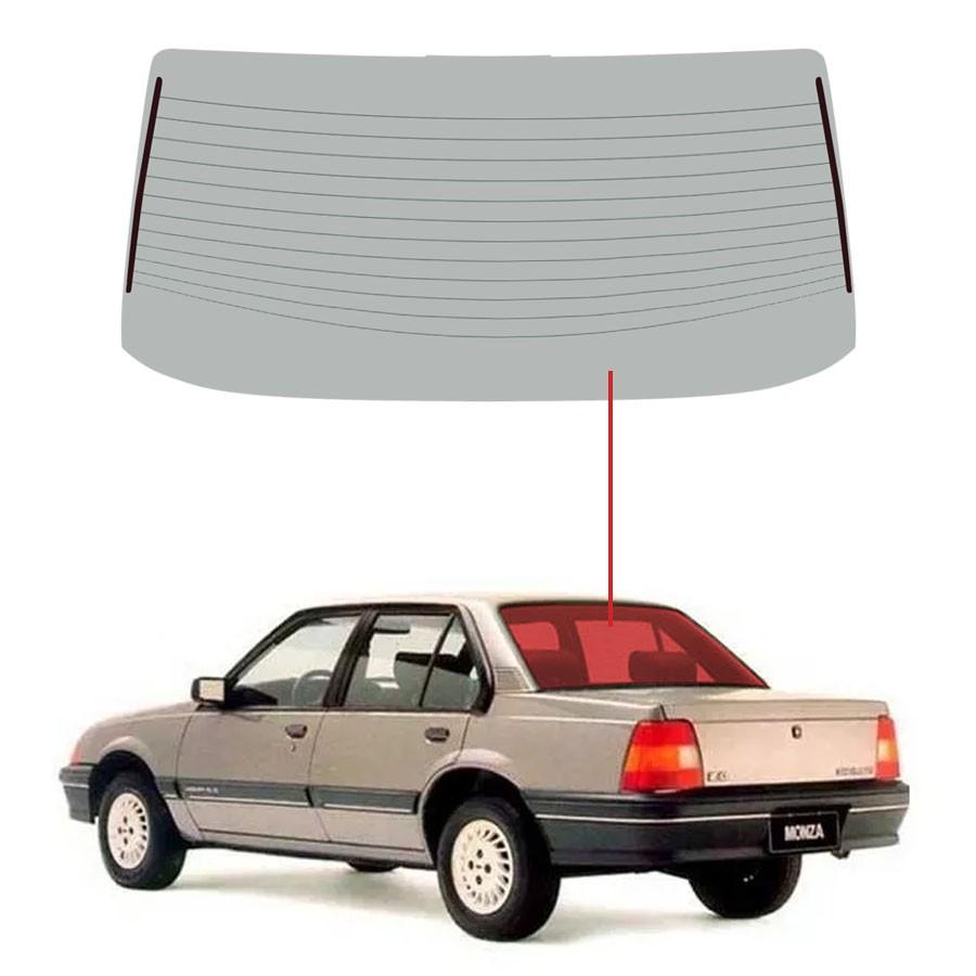 Vidro Traseiro Vigia Chevrolet Monza 82/96 Vetroex