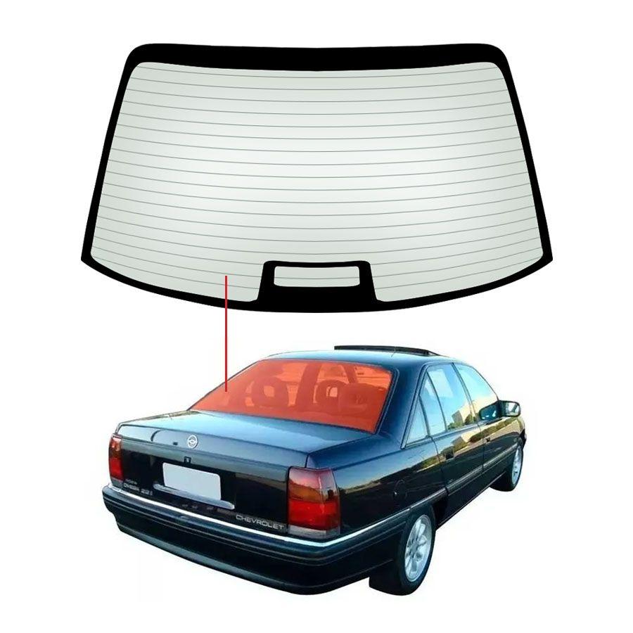 Vidro Traseiro Vigia Chevrolet Omega 92/98 Vetroex