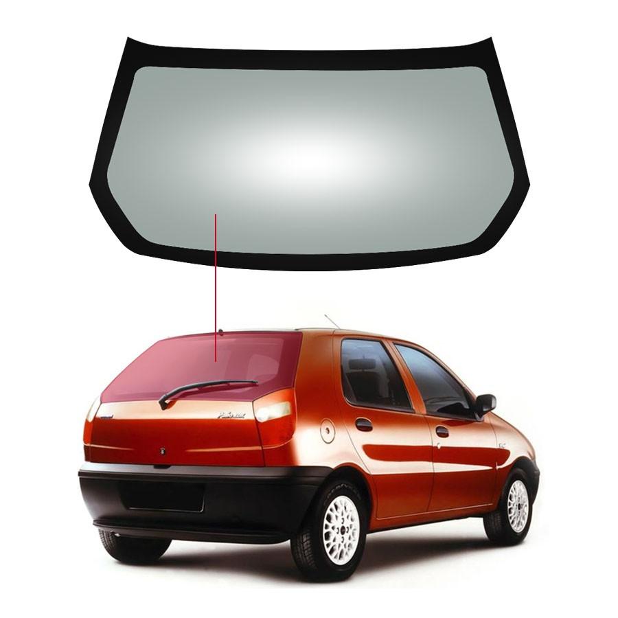 Vidro Traseiro Vigia Fiat Palio 96/00 Vetroex