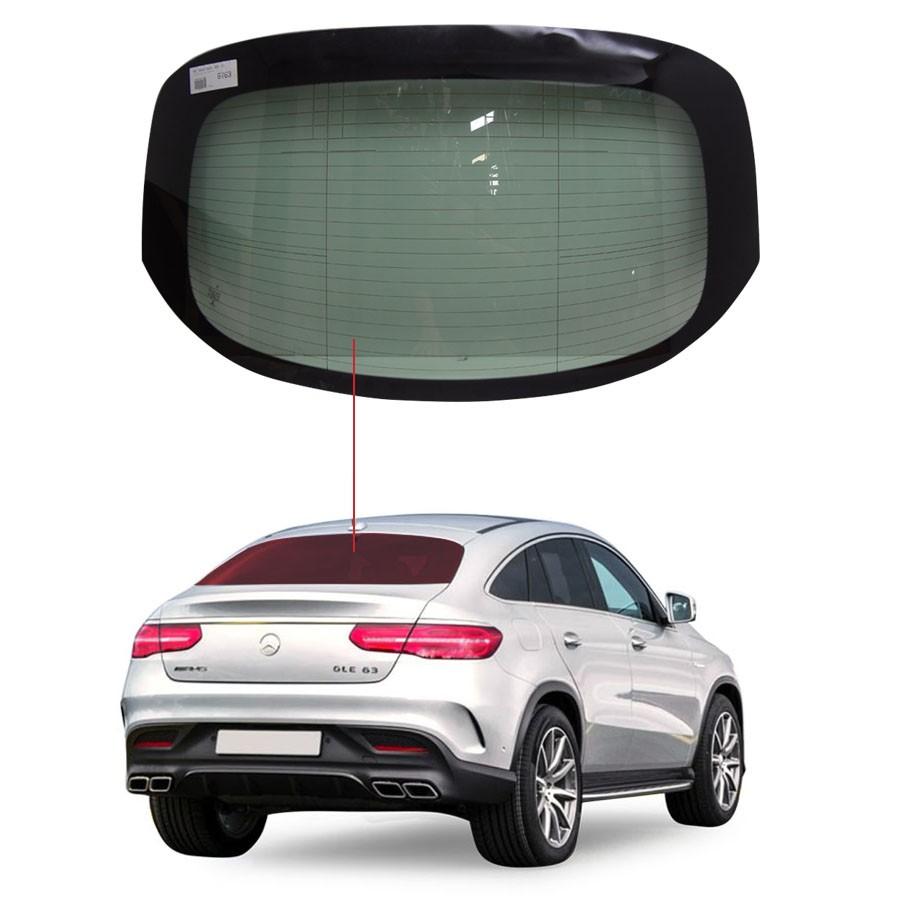 Vidro Traseiro Vigia Mercedes-Benz Classe Gle 14/16 Importadora