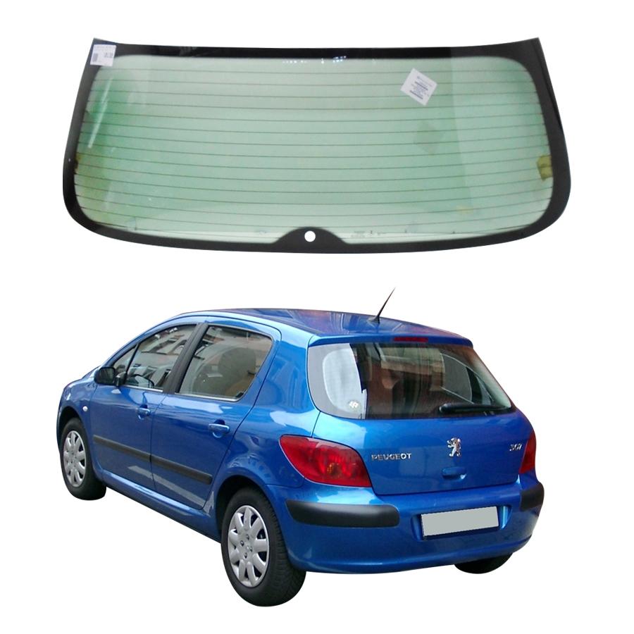 Vidro Traseiro Vigia Peugeot 307 2003 a 2011 Pilkington