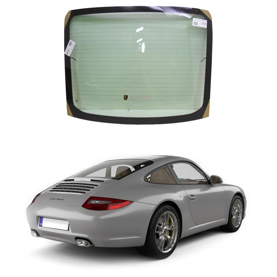 Vidro Traseiro Vigia Porsche 911 Importadora