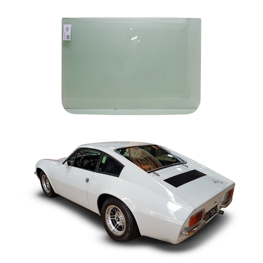Vidro Traseiro Vigia Puma GT 1976 a 1980 Vetroex